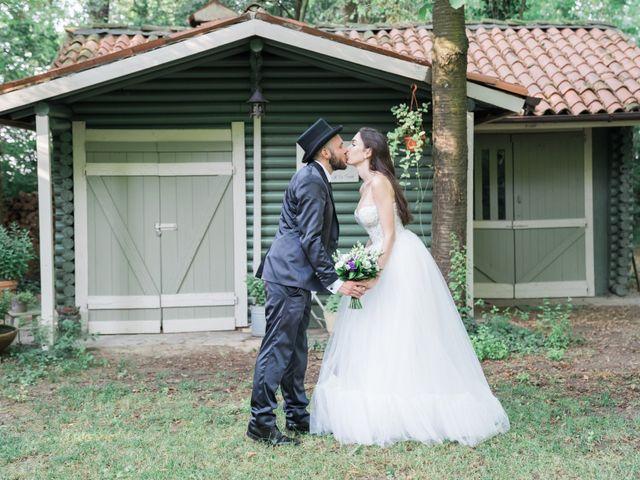 Il matrimonio di Riccardo e Olga a Ferrara, Ferrara 40