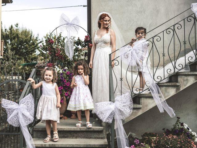 Il matrimonio di Francesco e Marica a Torgiano, Perugia 12