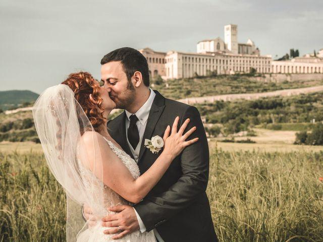 Il matrimonio di Francesco e Marica a Torgiano, Perugia 13