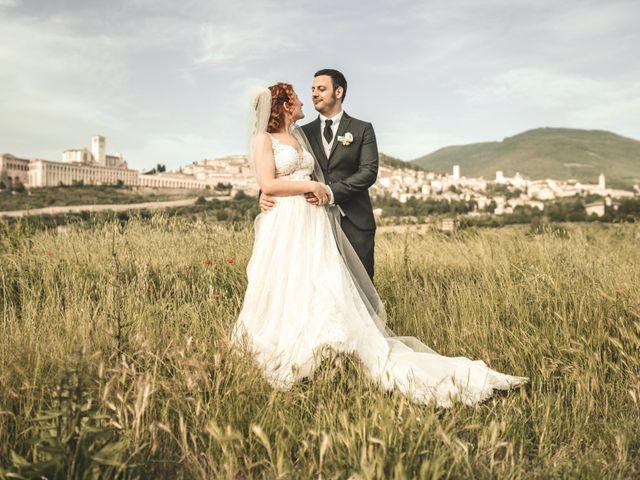 Il matrimonio di Francesco e Marica a Torgiano, Perugia 14