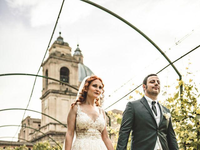 Il matrimonio di Francesco e Marica a Torgiano, Perugia 17