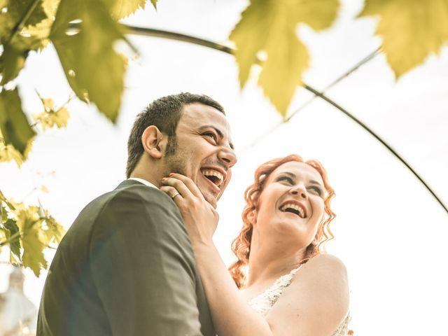 Il matrimonio di Francesco e Marica a Torgiano, Perugia 18