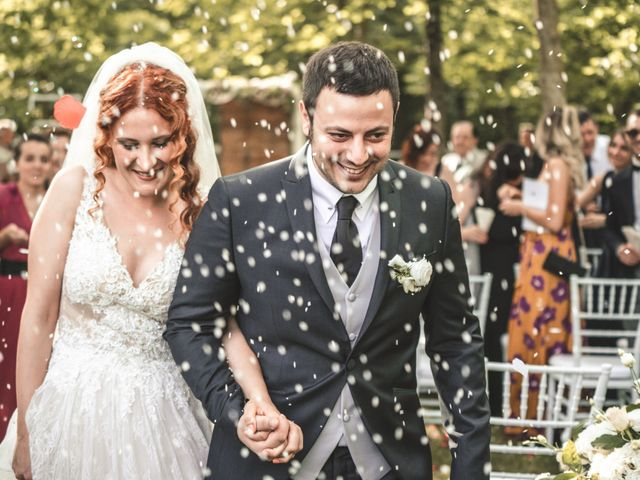 Il matrimonio di Francesco e Marica a Torgiano, Perugia 20