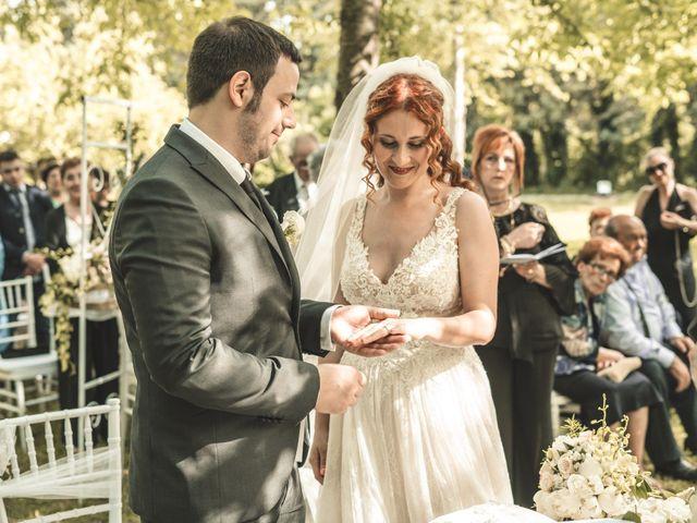 Il matrimonio di Francesco e Marica a Torgiano, Perugia 22