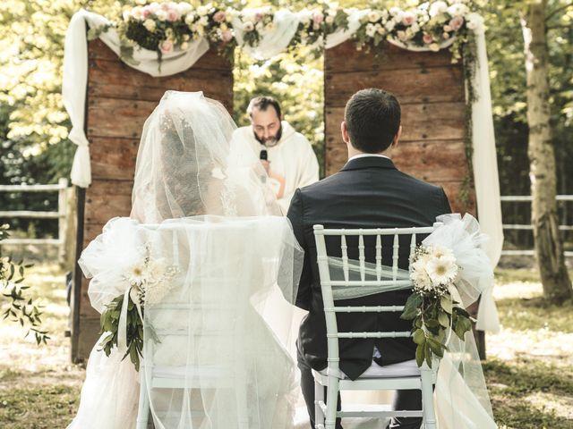 Il matrimonio di Francesco e Marica a Torgiano, Perugia 23