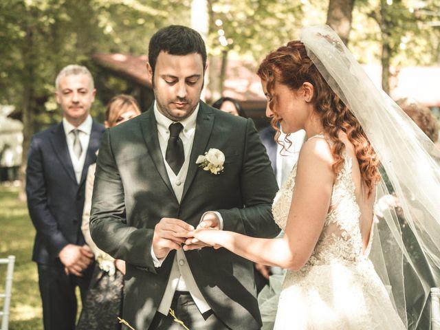 Il matrimonio di Francesco e Marica a Torgiano, Perugia 24