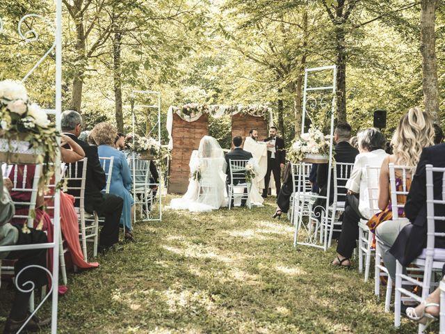 Il matrimonio di Francesco e Marica a Torgiano, Perugia 25