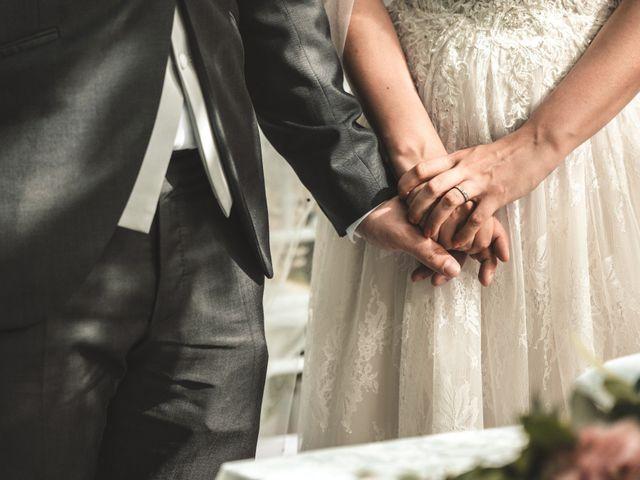 Il matrimonio di Francesco e Marica a Torgiano, Perugia 26