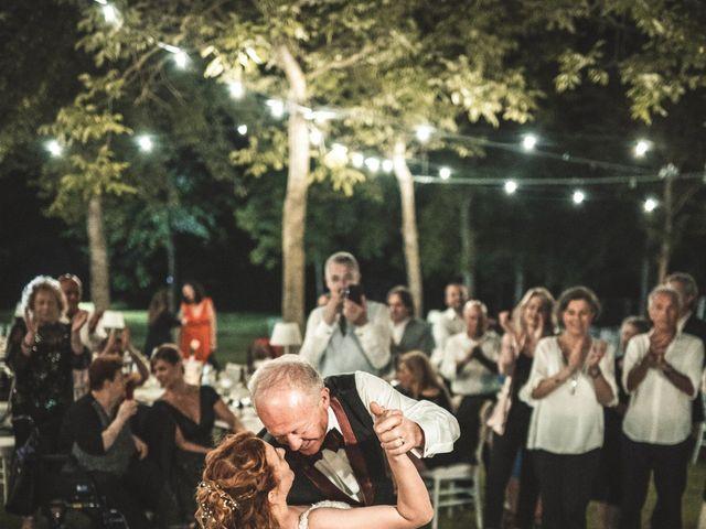 Il matrimonio di Francesco e Marica a Torgiano, Perugia 28