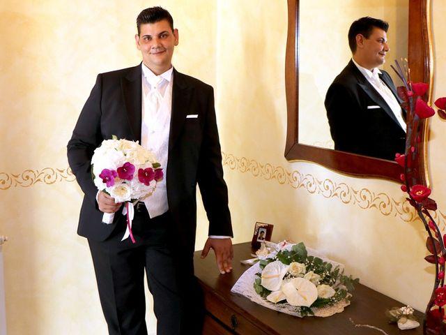 Il matrimonio di Francesco e Arianna a Francavilla di Sicilia, Messina 19
