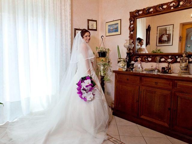 Il matrimonio di Francesco e Arianna a Francavilla di Sicilia, Messina 57