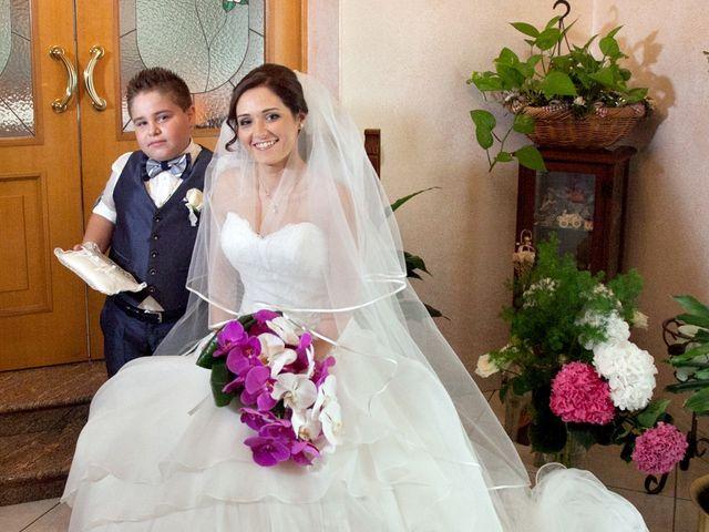 Il matrimonio di Francesco e Arianna a Francavilla di Sicilia, Messina 64