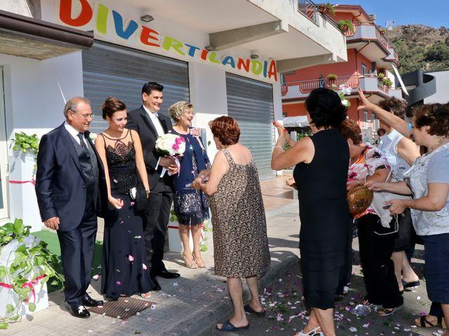 Il matrimonio di Francesco e Arianna a Francavilla di Sicilia, Messina 70