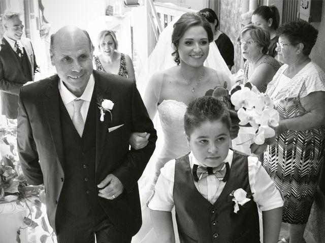 Il matrimonio di Francesco e Arianna a Francavilla di Sicilia, Messina 73