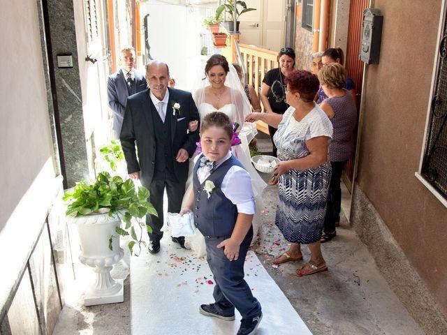 Il matrimonio di Francesco e Arianna a Francavilla di Sicilia, Messina 74