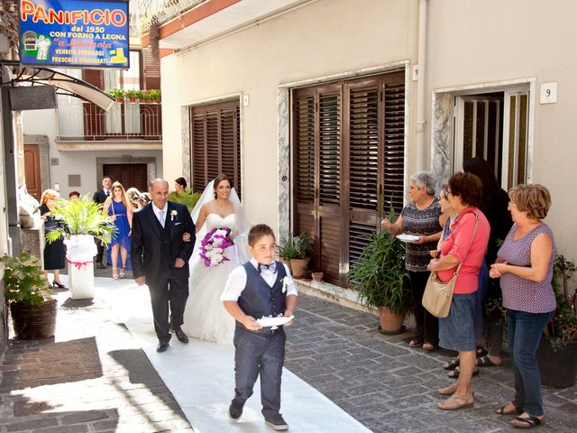 Il matrimonio di Francesco e Arianna a Francavilla di Sicilia, Messina 75