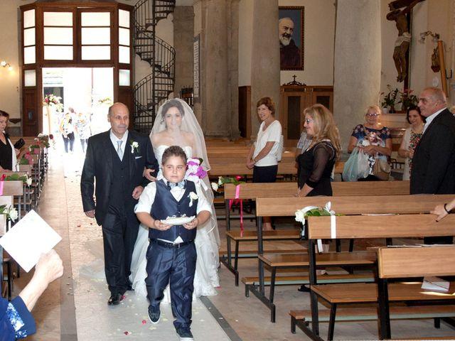 Il matrimonio di Francesco e Arianna a Francavilla di Sicilia, Messina 79