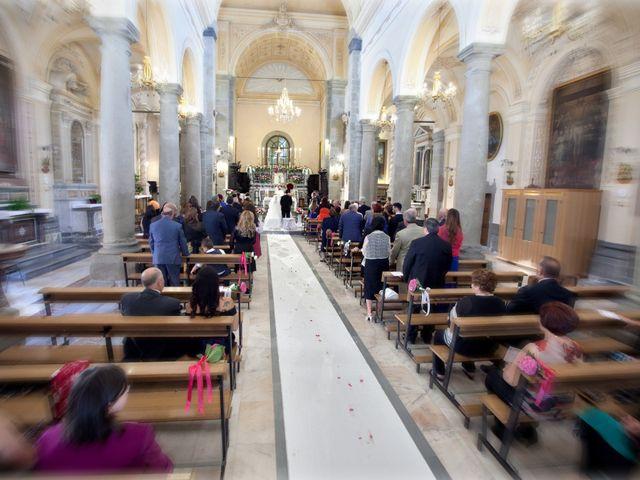 Il matrimonio di Francesco e Arianna a Francavilla di Sicilia, Messina 100