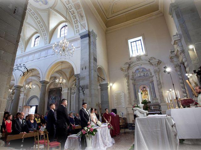 Il matrimonio di Francesco e Arianna a Francavilla di Sicilia, Messina 102