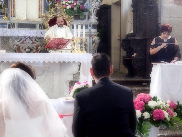 Il matrimonio di Francesco e Arianna a Francavilla di Sicilia, Messina 105