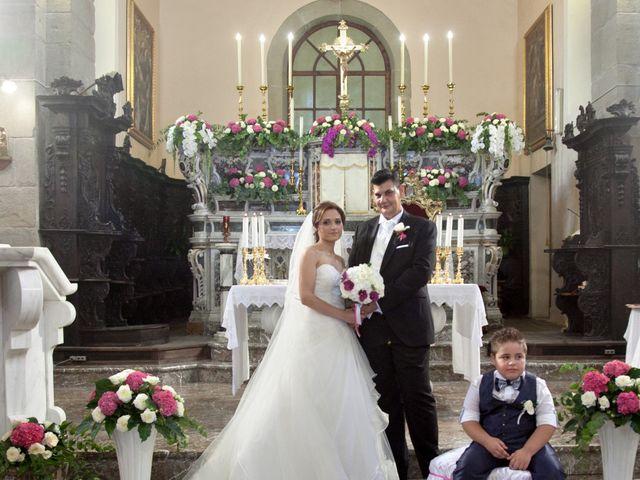 Il matrimonio di Francesco e Arianna a Francavilla di Sicilia, Messina 106