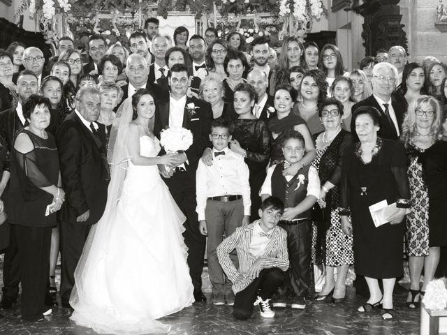 Il matrimonio di Francesco e Arianna a Francavilla di Sicilia, Messina 108
