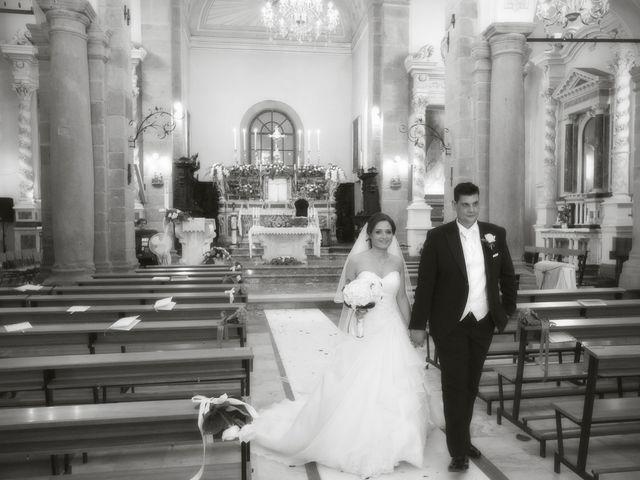 Il matrimonio di Francesco e Arianna a Francavilla di Sicilia, Messina 110