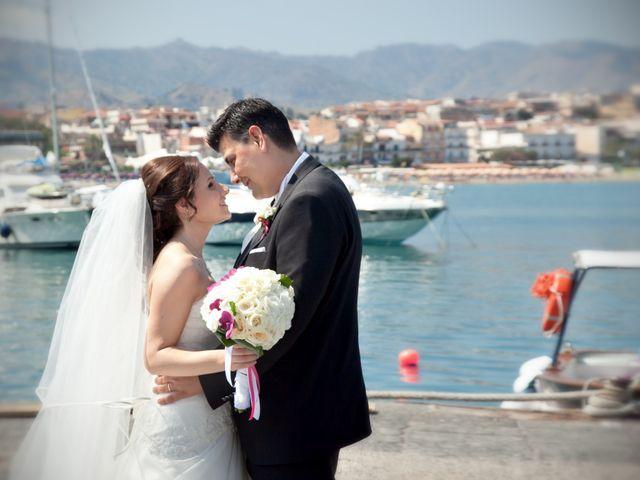 Il matrimonio di Francesco e Arianna a Francavilla di Sicilia, Messina 2