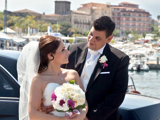 Il matrimonio di Francesco e Arianna a Francavilla di Sicilia, Messina 112
