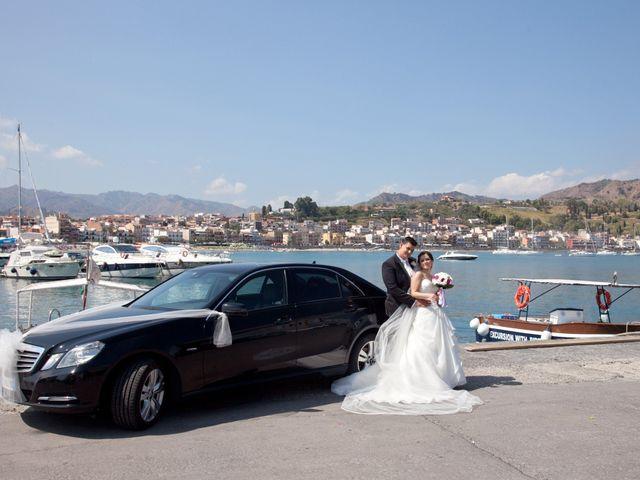 Il matrimonio di Francesco e Arianna a Francavilla di Sicilia, Messina 114