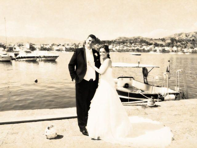 Il matrimonio di Francesco e Arianna a Francavilla di Sicilia, Messina 115