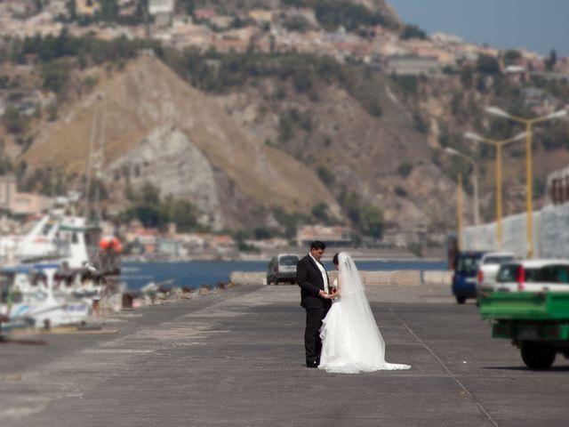 Il matrimonio di Francesco e Arianna a Francavilla di Sicilia, Messina 117