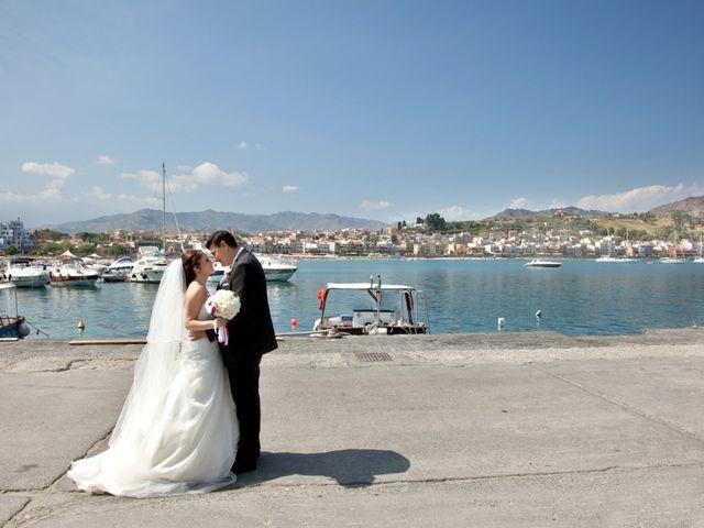 Il matrimonio di Francesco e Arianna a Francavilla di Sicilia, Messina 118