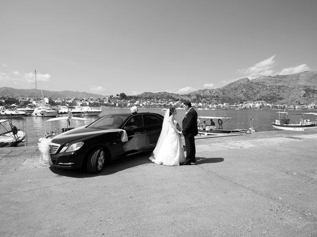 Il matrimonio di Francesco e Arianna a Francavilla di Sicilia, Messina 119