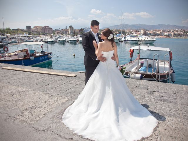Il matrimonio di Francesco e Arianna a Francavilla di Sicilia, Messina 121