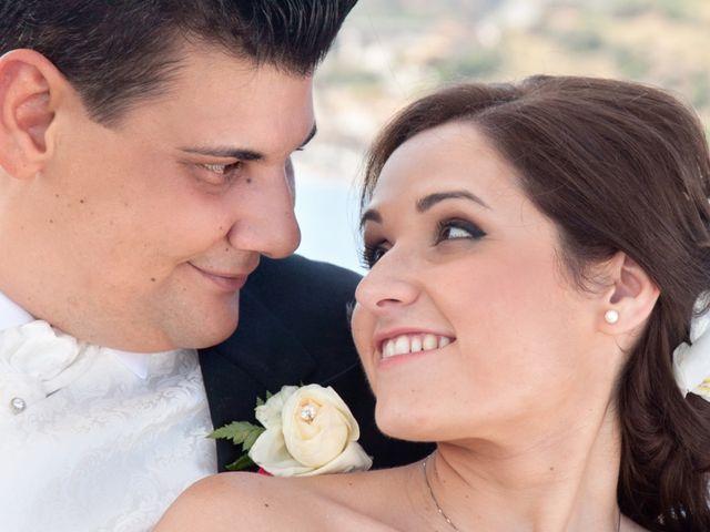 Il matrimonio di Francesco e Arianna a Francavilla di Sicilia, Messina 124