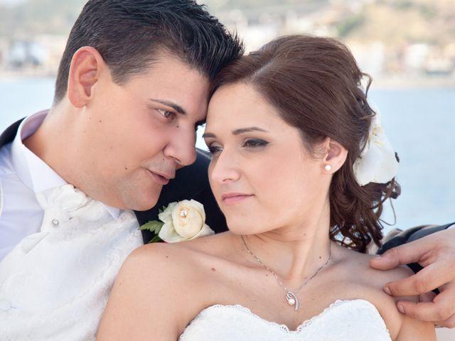 Il matrimonio di Francesco e Arianna a Francavilla di Sicilia, Messina 125