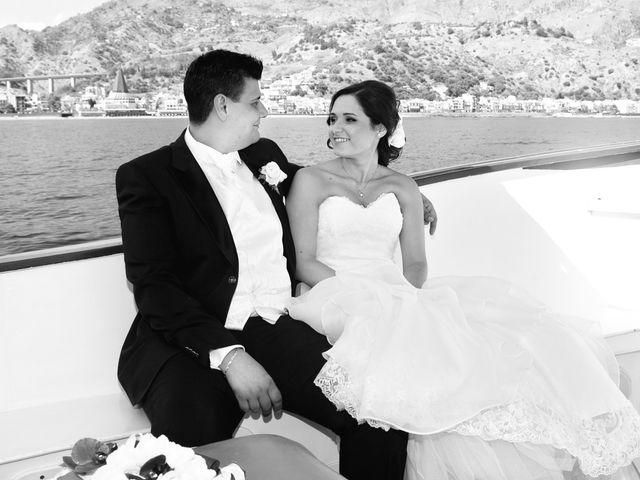 Il matrimonio di Francesco e Arianna a Francavilla di Sicilia, Messina 130