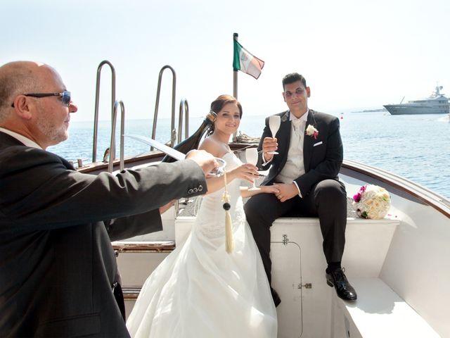 Il matrimonio di Francesco e Arianna a Francavilla di Sicilia, Messina 132