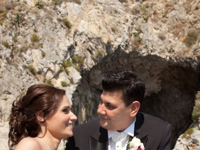 Il matrimonio di Francesco e Arianna a Francavilla di Sicilia, Messina 136