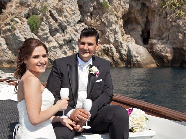 Il matrimonio di Francesco e Arianna a Francavilla di Sicilia, Messina 140