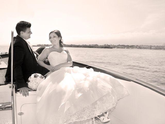 Il matrimonio di Francesco e Arianna a Francavilla di Sicilia, Messina 141