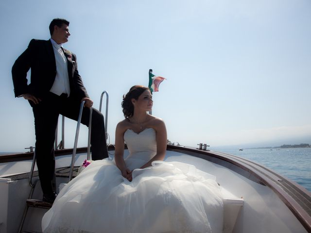 Il matrimonio di Francesco e Arianna a Francavilla di Sicilia, Messina 142