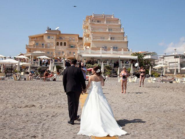 Il matrimonio di Francesco e Arianna a Francavilla di Sicilia, Messina 144
