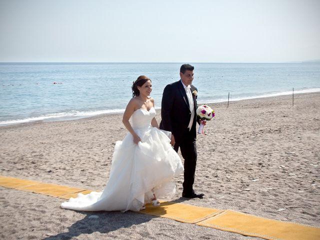 Il matrimonio di Francesco e Arianna a Francavilla di Sicilia, Messina 145