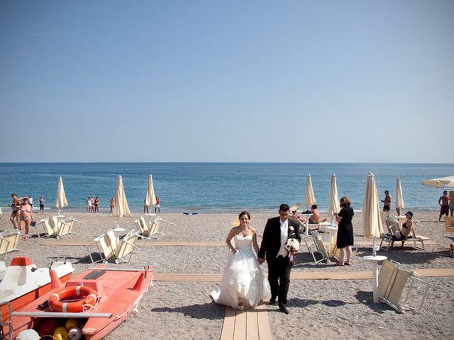 Il matrimonio di Francesco e Arianna a Francavilla di Sicilia, Messina 146