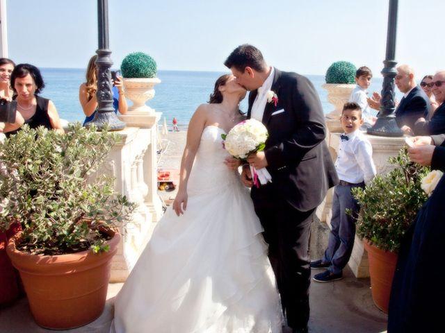 Il matrimonio di Francesco e Arianna a Francavilla di Sicilia, Messina 147