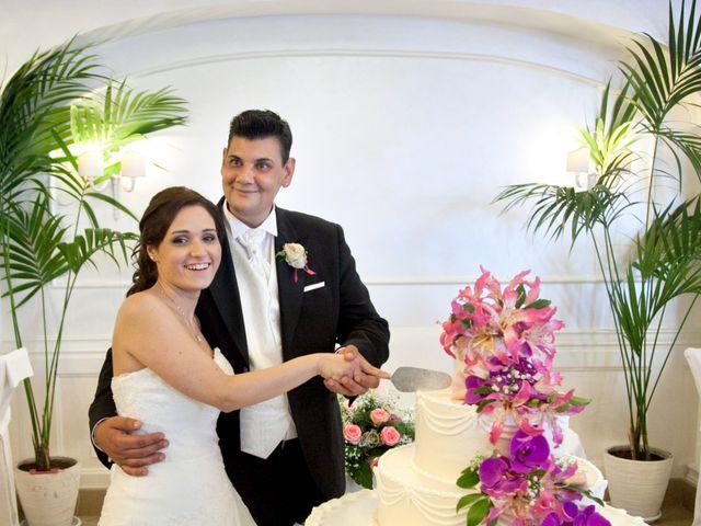Il matrimonio di Francesco e Arianna a Francavilla di Sicilia, Messina 174