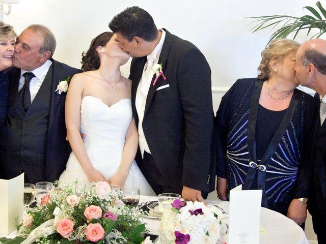 Il matrimonio di Francesco e Arianna a Francavilla di Sicilia, Messina 176