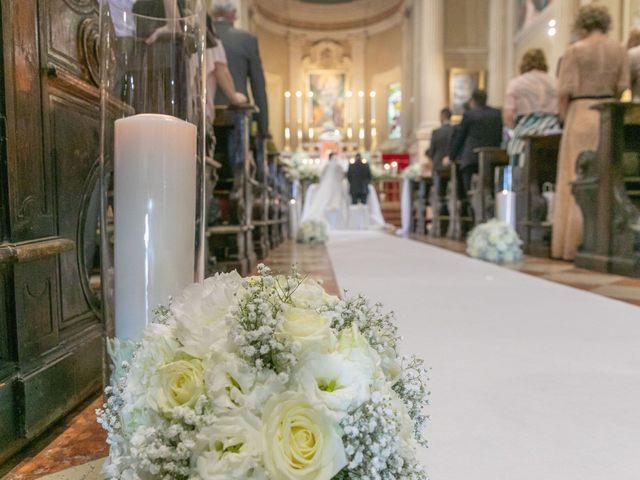 Il matrimonio di Enrico e Stefania a Castelnuovo del Garda, Verona 2